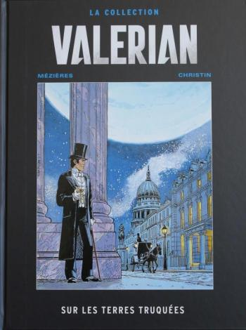 Couverture de l'album Valérian (Hachette) - 7. Sur les Terres Truquées