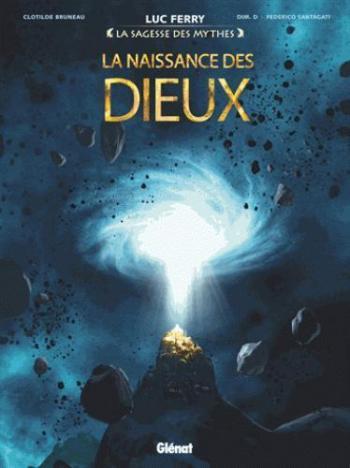 Couverture de l'album La Naissance des dieux (One-shot)
