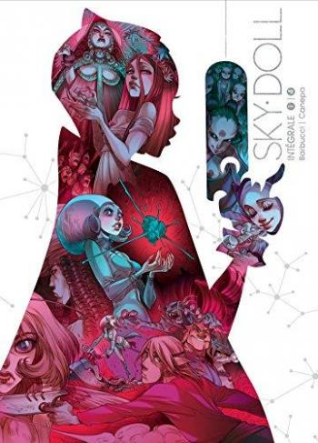 Couverture de l'album Sky Doll - INT. Intégrale - Tomes 1 à 4
