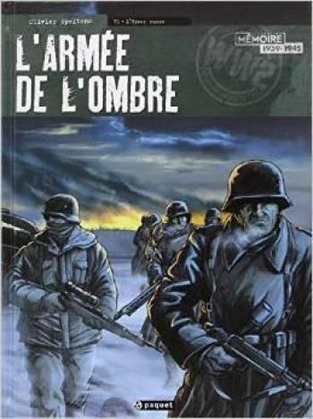 Couverture de l'album L'Armée de l'ombre - 1. L'Hiver russe