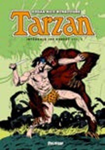 Couverture de l'album Tarzan (Joe Kubert) - 1. Tome 1
