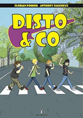 Couverture de l'album Disto and co (One-shot)
