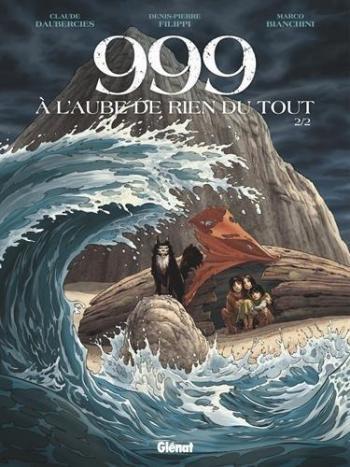 Couverture de l'album 999, A l'aube de rien du tout - 2. Tome 2