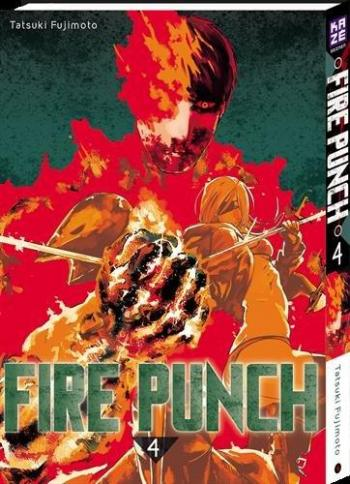 Couverture de l'album Fire Punch - 4. Tome 4