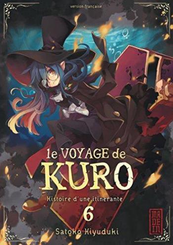 Couverture de l'album Le Voyage de Kuro - 6. Tome 6