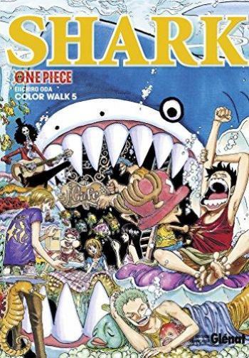 Couverture de l'album One Piece - Color Walk - 5. Shark