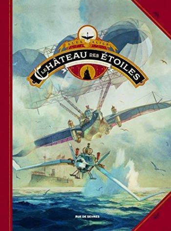 Couverture de l'album Le Château des étoiles - 3. les Chevaliers de Mars