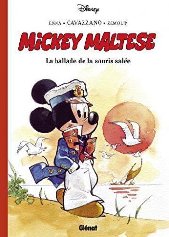 Couverture de l'album Mickey Maltese (One-shot)
