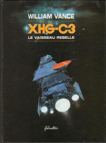 Couverture de l'album XHG-C3 (One-shot)