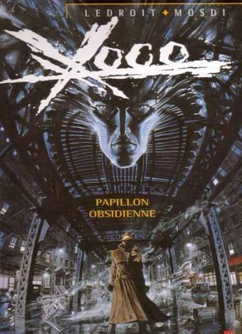 Couverture de l'album Xoco - 1. Papillon Obsidienne