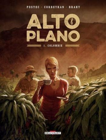 Couverture de l'album Alto Plano - 1. Colombie