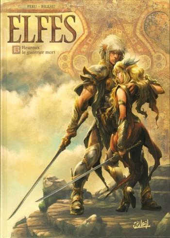 Couverture de l'album Elfes - 13. Heureux le guerrier mort