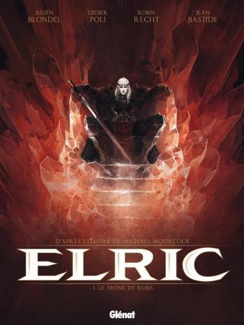 Couverture de l'album Elric - 1. Le Trône de rubis
