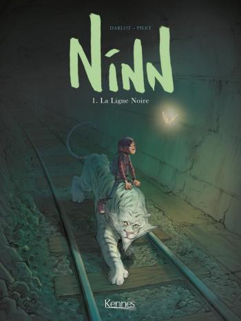 Couverture de l'album Ninn - 1. La Ligne noire