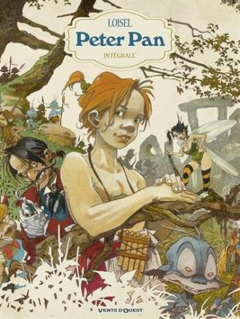 Couverture de l'album Peter Pan - INT. Peter Pan - Intégrale