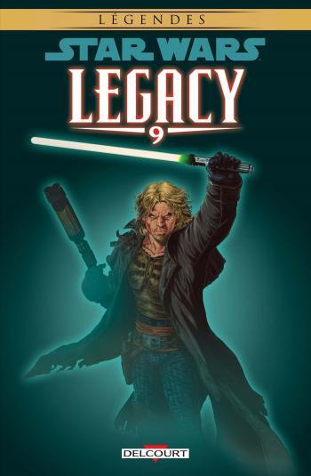Couverture de l'album Star Wars - Legacy - 9. Le destin de Cade