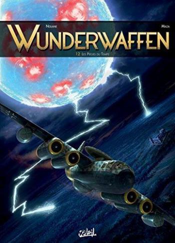 Couverture de l'album Wunderwaffen - 12. Les pièges du temps