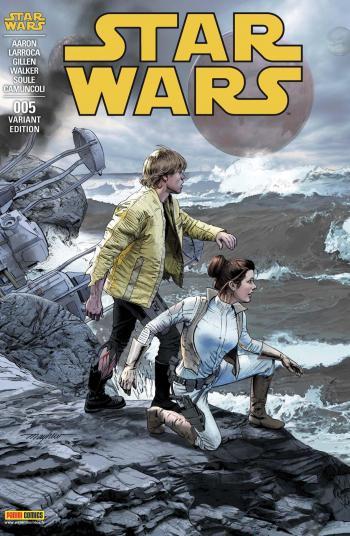 Couverture de l'album Star Wars (Panini Comics V2) - 5. Les treize caisses