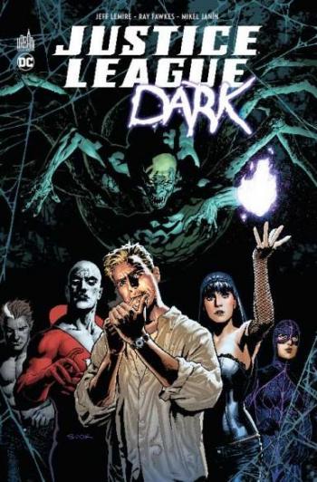 Couverture de l'album Justice League Dark (One-shot)