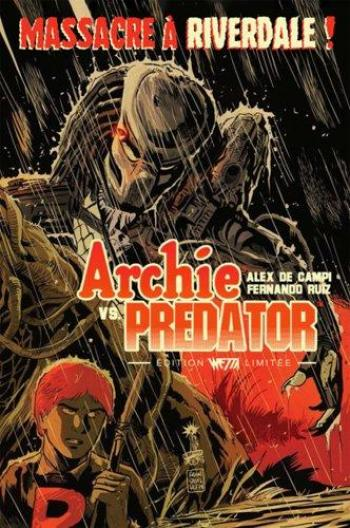 Couverture de l'album Archie Vs Predator (One-shot)