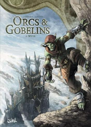 Couverture de l'album Orcs et Gobelins - 2. Myth
