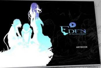 Couverture de l'album Eden - La Seconde Aube - HS. Artbook 2