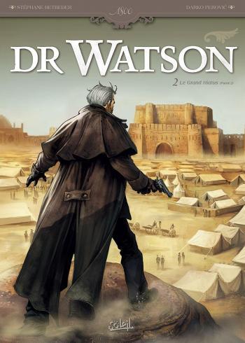 Couverture de l'album Dr Watson - 2. Le Grand Hiatus (partie 2)