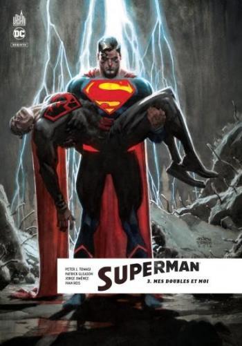 Couverture de l'album Superman Rebirth - 3. Mes doubles et moi
