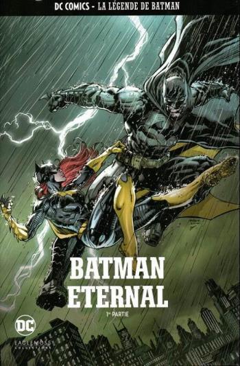 Couverture de l'album DC Comics - La légende de Batman - HS. Batman Eternal - 1re partie