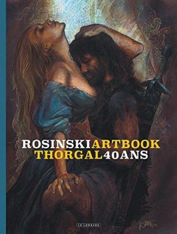 Couverture de l'album Thorgal - HS. Artbook Thorgal