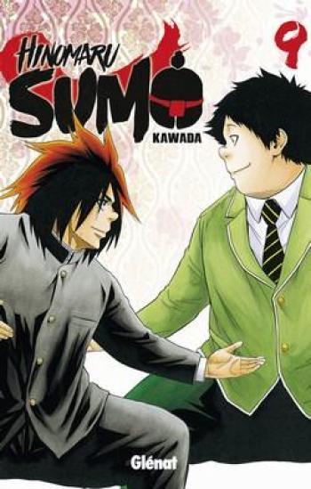 Couverture de l'album Hinomaru Sumo - 9. Hinomaru Ushio et Shinya Oseki