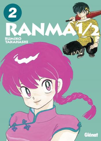 Couverture de l'album Ranma 1/2 (Édition Originale) - 2. Tome 2