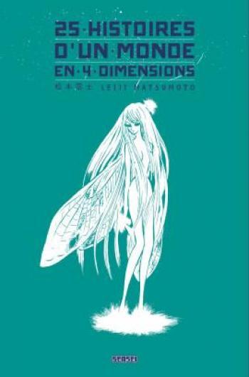 Couverture de l'album 25 histoires d'un monde en 4 dimensions (One-shot)