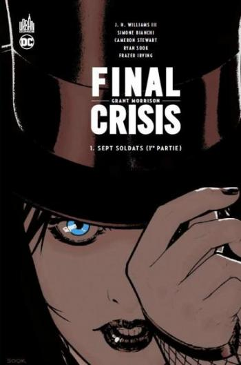 Couverture de l'album Final Crisis - 1. Sept soldats (1re partie)
