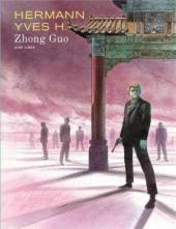 Couverture de l'album Zhong Guo (One-shot)