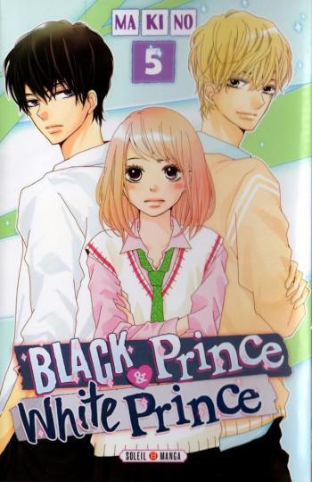 Couverture de l'album Black Prince & White Prince - 5. Tome 5