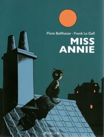 Couverture de l'album Miss Annie - 1. Miss Annie