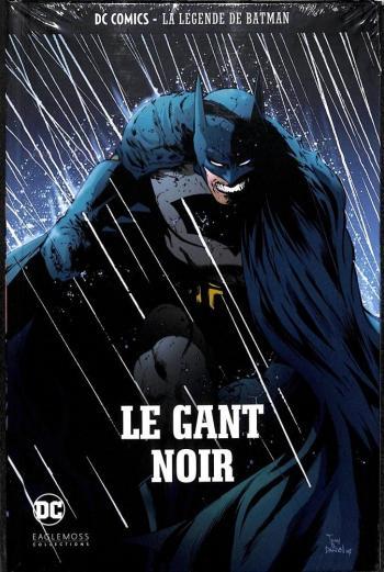 Couverture de l'album DC Comics - La légende de Batman - 43. Le gant noir
