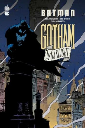 Couverture de l'album Batman - Gotham by Gaslight (One-shot)