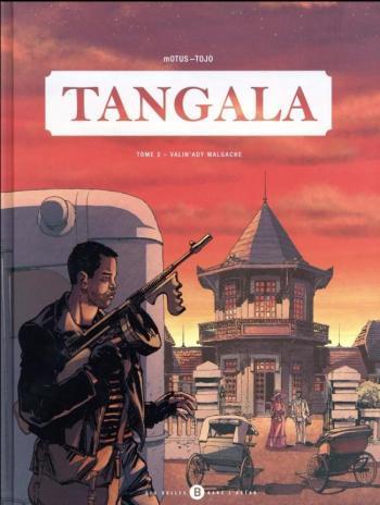 Couverture de l'album Tangala - 2. Valin'ady malgache