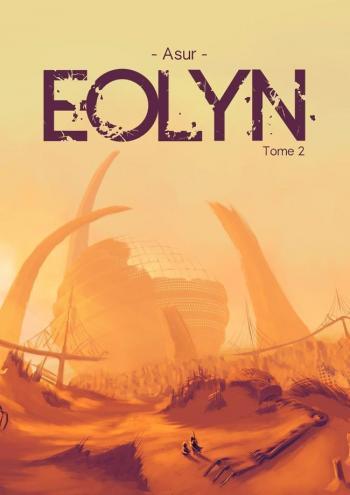 Couverture de l'album Eolyn - 2. Tome 2