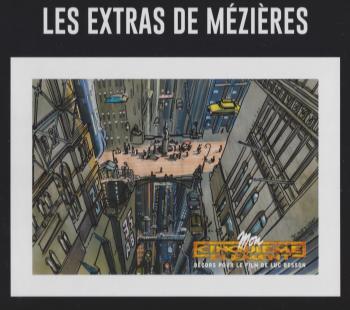 Couverture de l'album Valérian (Hachette) - HS. Les extras de Mézières