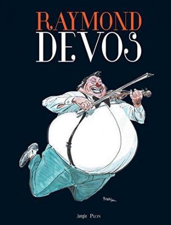 Couverture de l'album Raymond Devos (One-shot)
