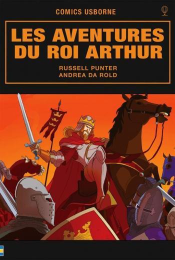Couverture de l'album Les Aventures du Roi Arthur (One-shot)