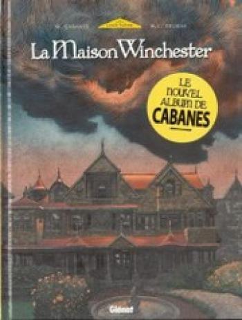 Couverture de l'album La maison Winchester (One-shot)
