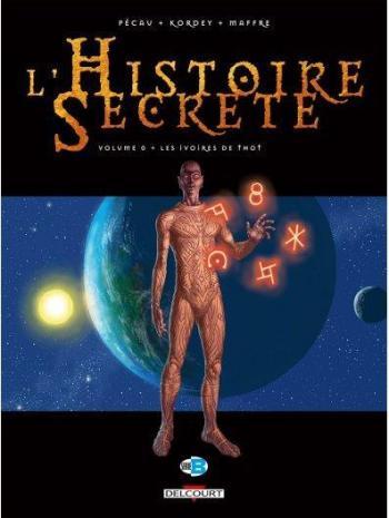 Couverture de l'album L'Histoire secrète - 0. Les ivoires de Thot