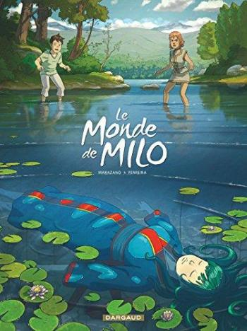 Couverture de l'album Le Monde de Milo - 5. Tome 5
