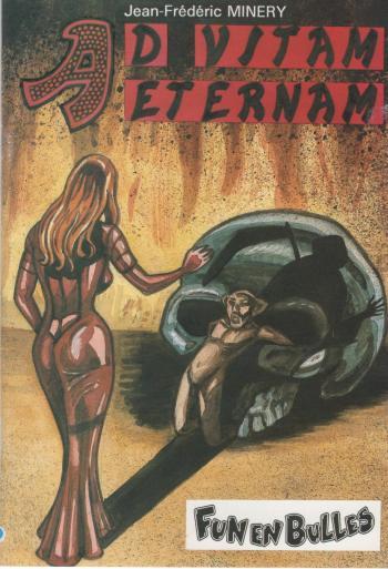 Couverture de l'album Ad vitam aeternam (One-shot)
