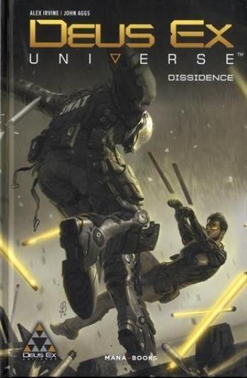 Couverture de l'album Deus Ex Universe - Dissidence (One-shot)