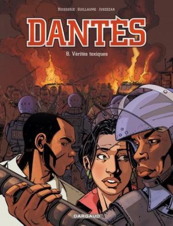 Couverture de l'album Dantès - 8. Vérités toxiques